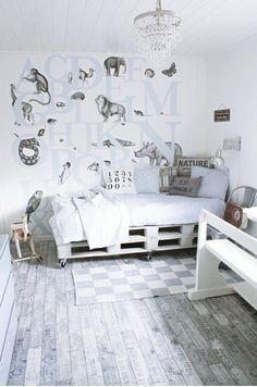 60 DIY Möbel aus Europaletten - Erstaunliche Bastelideen