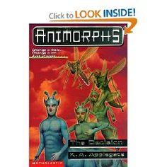 Animorphs #18- Ax