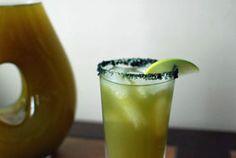 Apple Green Tea Cocktail - The Food in my Beard