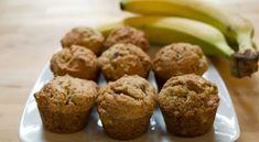 Mini muffins bananes et dattes | Jeune en santé Mini Muffins, Nutrition, Scones, Great Recipes, Breakfast, Desserts, Food, Date Muffins, Cooking Food