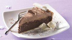 Irish Cream Chocolate Tart Recipe