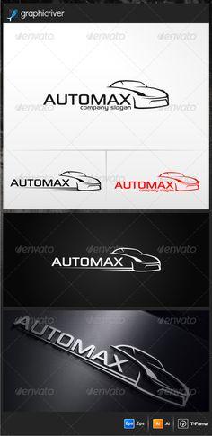 Automax Logo Templates