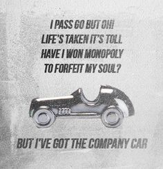 Switchfoot- Company Car