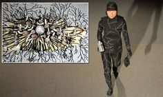 "#DailyMailUK ..... ""Suit is embroidered with thread infused with mushroom spores.. Researchers chose mushrooms that can 'eat' hair and skin.. Introduced 5 years ago, but will be on the market this spring.. Version for pets also under.""....  http://www.dailymail.co.uk/sciencetech/article-3421653/The-mushroom-death-suit-replace-coffin-Outfit-dead-spores-speed-decomposition.html#ixzz3yanr7q5F"