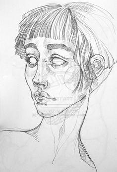 sketch by reminisense on deviantART
