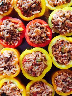Stuff peppers