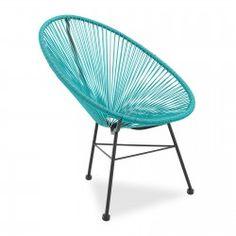 Legendärer Acapulco Chair im mexikanischen Stil