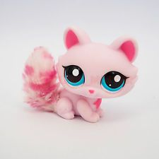 Littlest Pet Shop Cat Collection Child Girl Boy Figure Toy Loose Cute LPS001 NEW