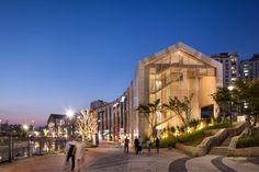 Shopping Mall Architecture, Facade, Mansions, House Styles, March, Home Decor, Decoration Home, Manor Houses, Room Decor
