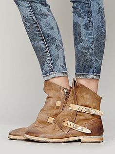 Free People Elstone Ankle Boot