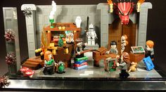 harry potter lego mocs | lego harry potter | Flickr - Photo Sharing!