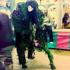 4 Legged Stilt Spirit Halloween Costume Tutorial As Seen on Spirit Halloween Costumes, Halloween Trees, Halloween Kids, Tree Monster, Stilt Costume, Monster Costumes, Costume Tutorial, Four Legged, Cosplay Costumes