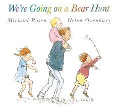 Lecturas clásicas: cuento Vamos a cazar un oso