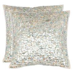 Safavieh Dialia Pillow - Set of 2 - PIL852A-2222-SET2
