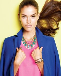 Stella & Dot by Laura Cooper -  Stella & Dot is a US fashion accessories company that has been in the UK for 3 years now, our accessories are adored by celebrities and featured in the glossy fashion magazines such as #Vogue and #Elle.  #WFMTrustedBiz