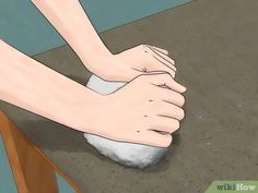 How to Make Homemade Polymer Clay Substitute. Are you tired of running to the craft store for expensive polymer clay? This wikiHow will show you how to make your own polymer clay substitute. Keep in mind, however, that these homemade clays. Homemade Polymer Clay, Polymer Clay Recipe, Polymer Clay Dolls, Polymer Clay Crafts, Diy Clay, Polymer Clay Jewelry, How To Make Clay, How To Make Homemade, Clay Food