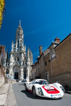 "thechicane: "" Tour Auto 2013 - Porsche 906 (by Guillaume Tassart) """