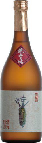 Amazon.co.jp: 焼きとうもろこし焼酎 焼香味 720ml: 食品・飲料・お酒