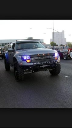 Ford SVT Special Vehicle Team Raptor F-150 off-road truck