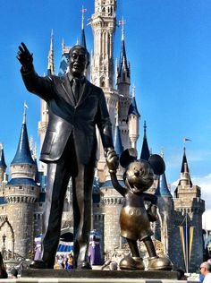 Disney World, Orlando Florida. Been 3 times now, and that's not enough!