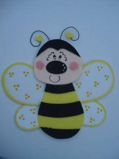 Aplique la abeja - 1 unidad