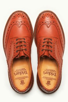 5617754f2f0 Tricker's brogues Trickers Shoes, Best Shoes For Men, Derby Shoes, Sock  Shoes,