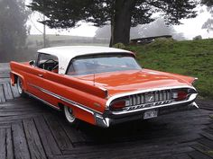 1958 Lincoln: Rare then and Rare now!!!