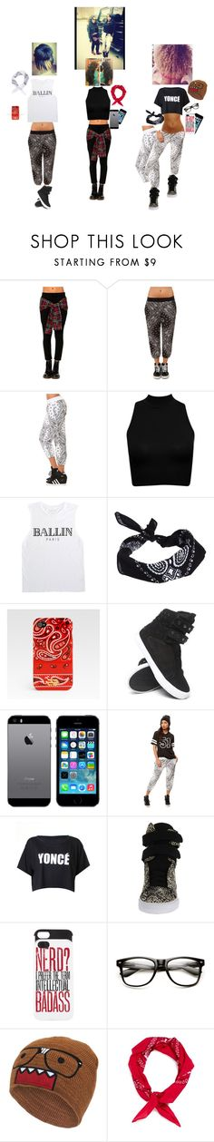 """Untitled #214"" by ashlyn-prather ❤ liked on Polyvore featuring Crooks & Castles, Alex and Chloe, ASOS, Jack Spade, Supra and Topman"