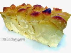 Paste cu branza la cuptor Crunches, Cabbage, Cheesecake, Pie, Vegetables, Desserts, Recipes, Food, Sweets