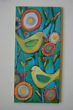birdies by eringregory on Etsy