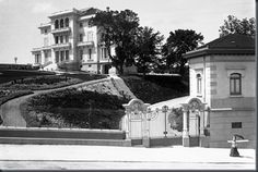 Palacete de Henrique Mendonça Arquitecto Miguel Ventura Terra
