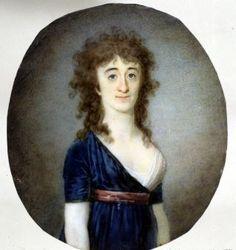Duquesa de Osuna. Atrib. A Dubois Escuela Española