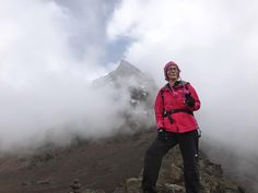 naseba CEO Sophie Le Ray made it happen in February by climbing Kilimanjaro.