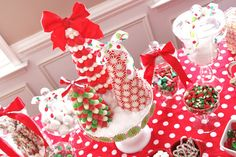 kids christmas party food ideas