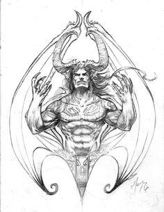 Angel-Warrior-Tattoo-Sketch-2.jpg (800×1034)