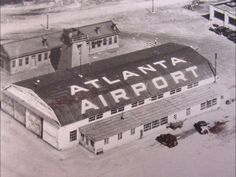 The history of Hartsfield-Jackson Atlanta International Airport reaches back to at least 1925, when the mayor signed a lease committing to the city to developing an airfield on an abandoned auto racetrack. 'The infield of the old racetrack had been used as a landing site for many years prior to 1925,' notes the ATL website. Ha