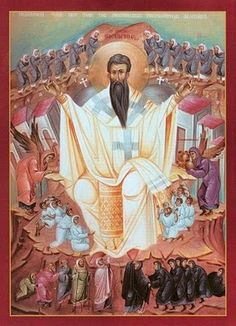 St Basil the Great, Protector of the Poor. Religious Icons, Religious Art, Early Church Fathers, Christian Paintings, St Basil's, Best Icons, Byzantine Icons, Orthodox Christianity, Early Christian