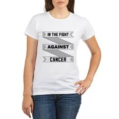 Retinoblastoma Cancer Fig T>  Retinoblastoma Cancer In The Fight Shirts> Hope Awareness Ribbon Shirts and Gifts