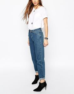 Northmore Denim Mom Jeans