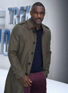 Idris Elba's one of the most dapper male celebrities around. | Can We All Please Appreciate Idris Elba's Fashion In The '00s
