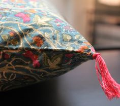 Les Imprimés is a 16 pattern rich collection in hand - block printed cotton fabrics from India.