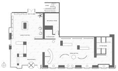 retail clothing store floor plan - Google Search