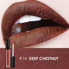 FOCALLURE Waterproof Matte Liquid Lipstick - Long Lasting Lip Gloss