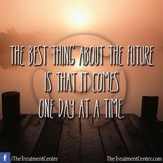 #Inspiration #Quotes #OneDayAtATime