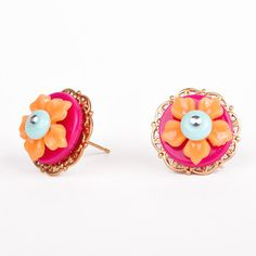 Caitlin Earrings, $20, now featured on Fab.