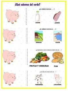 Tarea cerdo