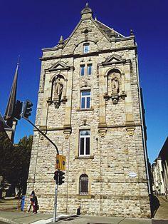 http://www.eyeem.com/p/45654629 #luxemburg #stramamax #bluesky