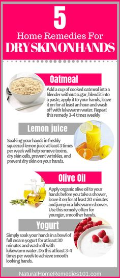 best remedy for dry skin