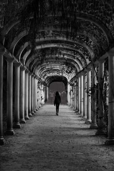 Lonely walking by Sonia Braga on 500px