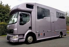 #KPHLTD Helios #horsebox with 2.48 tonnes of payload